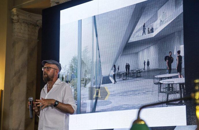 В Одессе появится Центр культуры Жванецкого