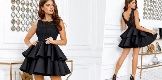 Как выбрать модное коктейльное платье по фасону и цвету?