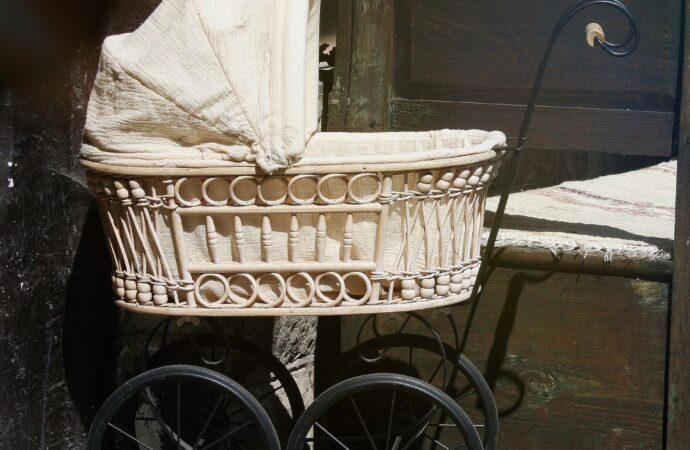 Этот день в истории: когда появились детские коляски?