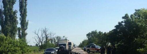 ДТП на трассе «Одесса – Мелитополь – Новоазовск»: погибли 2 человека, 5 госпитализированы