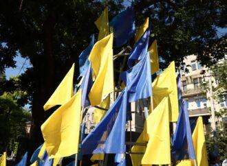 Одесса отпраздновала День Конституции: Труханов с красными розами и будоражащее видео от Минкульта (фото, видео)