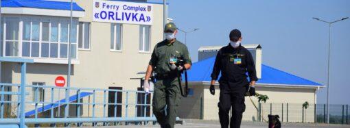 Одесские пограничники задержали преступника-путешественника