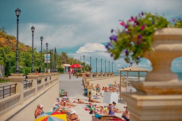 Температура морской воды в Одессе 29 июня