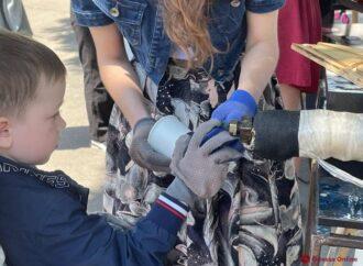 Одесский экофестиваль: горожан учат правильно избавляться от отходов и перерабатывать пластик (фото)