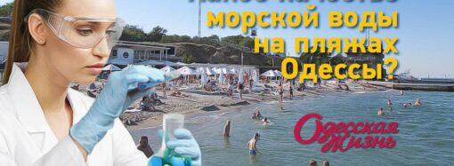 В Одессе и области проверили качество воды на пляжах: где нельзя купаться?
