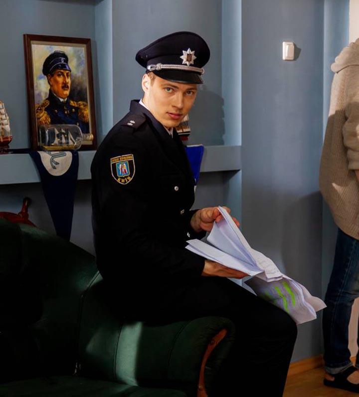 кадр сериал Черноморск