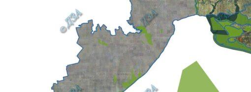Все одесские заповедники можно найти на карте Госгеокадастра