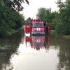 Килию затопило: город в Одесской области остался без электричества и воды (фото)