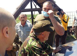 В Одесской области в нацпарке «Тузловские лиманы» потасовка (фото)