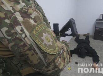 В Одесской области задержали активиста – подозревают в вымогательстве (видео)
