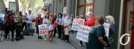 Одесская типография Фесенко: глава Минкульта обещает блокировать застройку