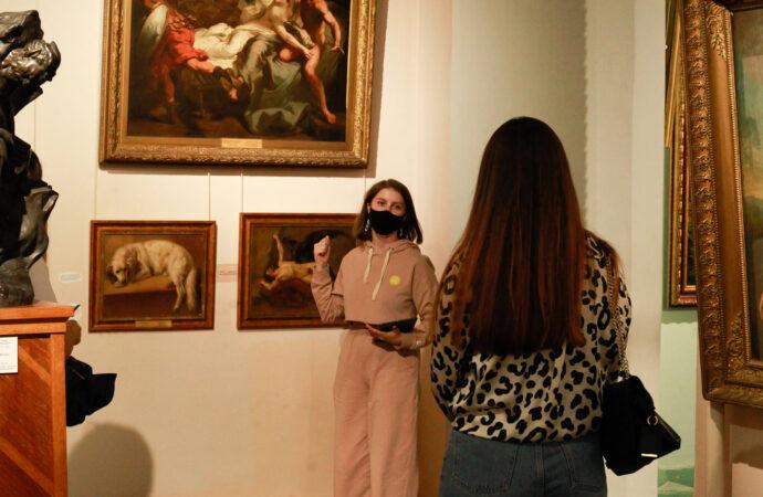Как попасть в Одесский художественный музей на бесплатную экскурсию