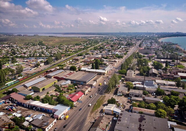 В Одессе добавят полосу к дороге на поселок Котовского