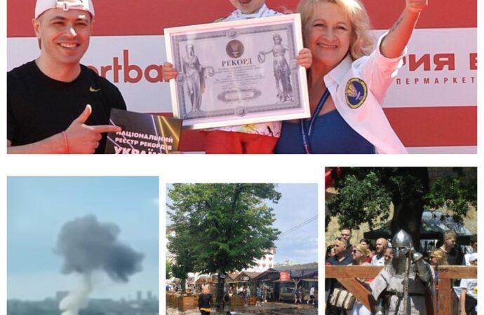 В выходные новости в Одессе делала погода: пожары, подтопления, отключения воды и света