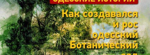 Ботанический сад: зеленый оазис Одессы