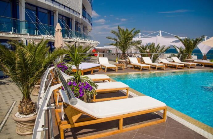 Одесская область лидирует по числу пятизвездочных отелей