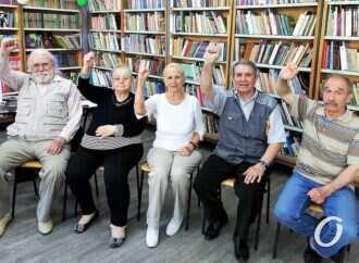 Одесские пенсионеры-геймеры попали в Национальный Реестр рекордов Украины