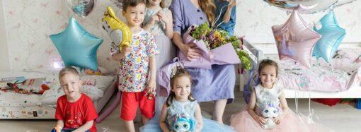 Пятью пять: как знаменитая одесская пятерня отметила свой первый юбилей (фото и видео)