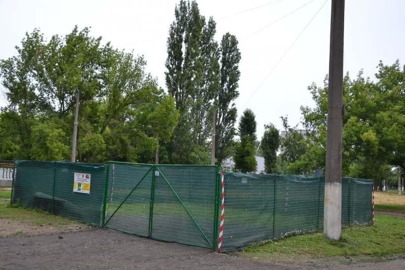 площадка для вывоза крупногабаритного мусора2