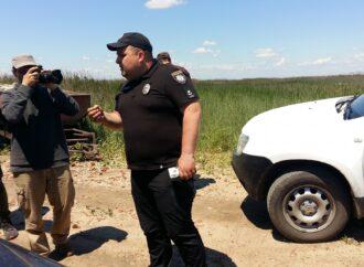 Противостояние в «Тузловских лиманах»: служба безопасности проверит действия полицейских