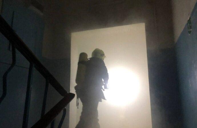 В Одессе ночью 6 июня горело общежитие медуниверситета