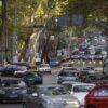 Пробки в Одессе 16 июня: ДТП на Небесной сотни осложняет там движение (карты)
