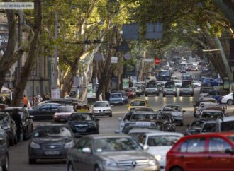 Пробки и ДТП в Одессе 24 сентября: проблемный центр