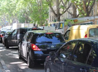 Пробки в Одессе 17 июня: ДТП на Заболотного