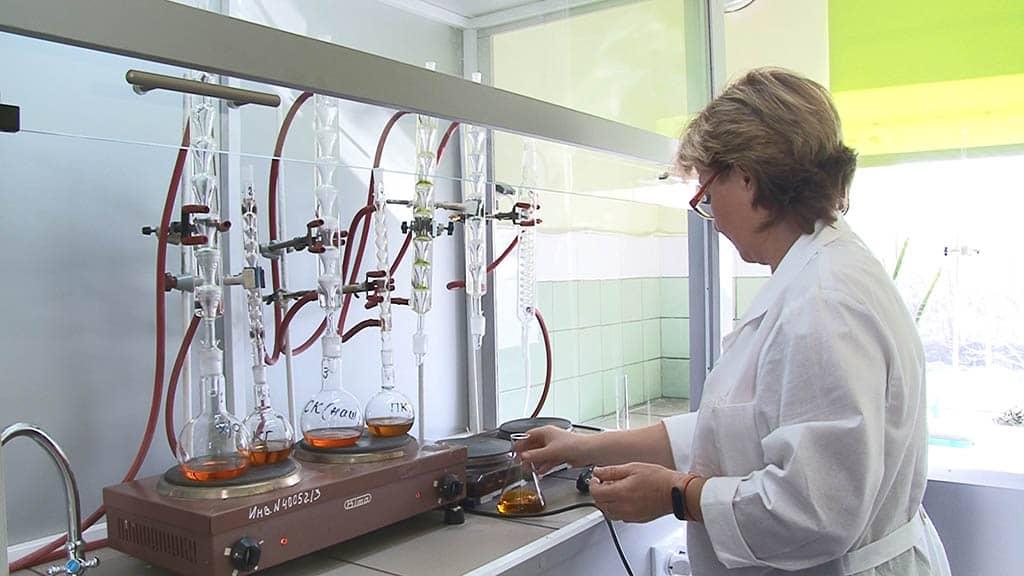 проверка качества воды лаборатория