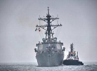 Невероятная мощь: В Одессу зашел американский эсминец с крылатыми ракетами (фото)