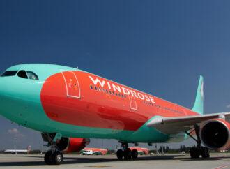 Авиакомпания Windrose запускает рейс в Одессу из Ужгорода