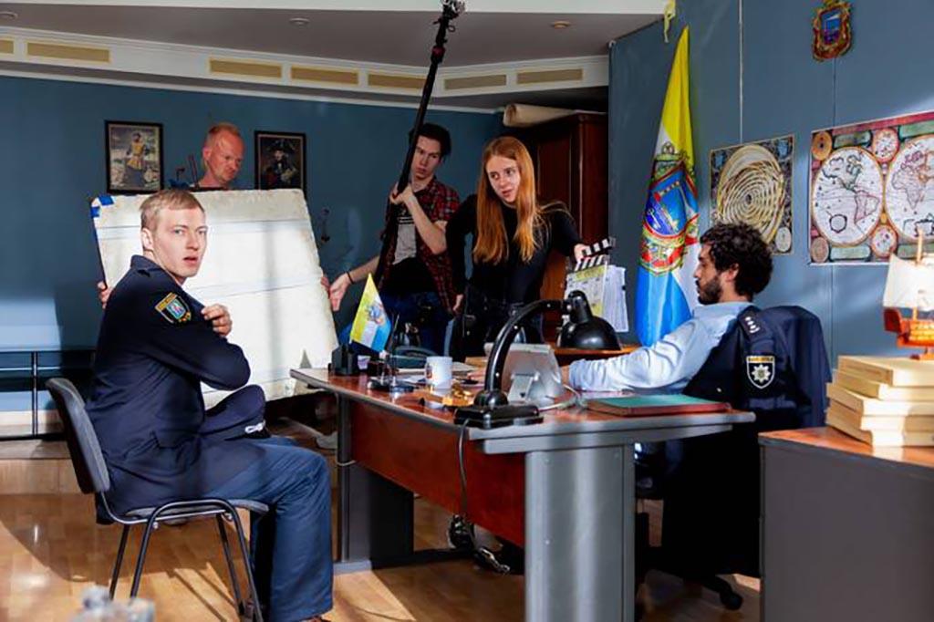 съемки морская полиция Черноморск