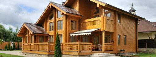 Деревянный дом – экологично и комфортно
