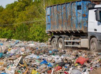 В Одесской области начали проверять мусорные свалки