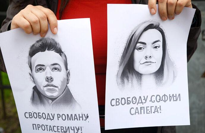Борис Херсонский, поэт и врач из Одессы, посвятил стихотворение задержанному Роману Протасевичу