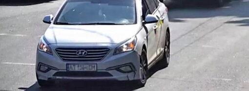 Таксист в Одессе возомнил себя копом и теперь заплатит за это штраф 8500 грн