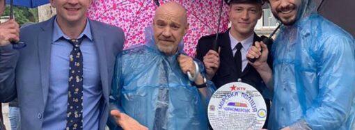 Как снимают сериал на воде «Морская полиция. Черноморск»
