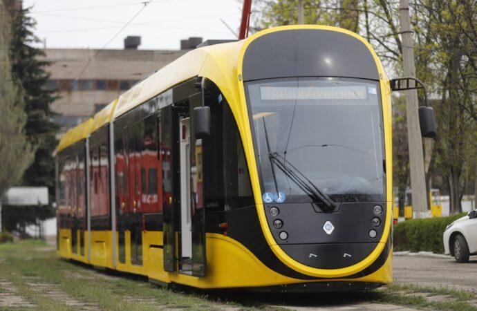 Одесса купит 12 новых трамваев для маршрута «Север-Юг»