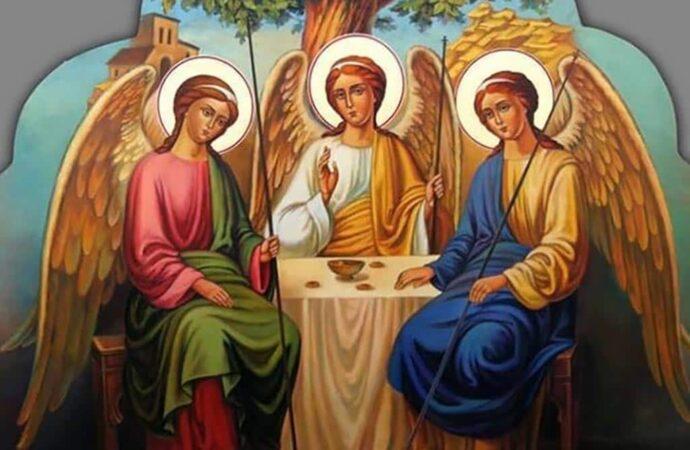 Наши традиции: в день Троицы человека защищает природа