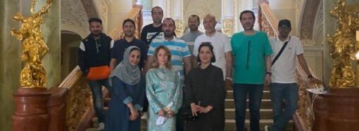 В Одессу будут приезжать туристы из Саудовской Аравии