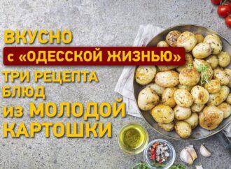 Вкусно с «Одесской жизнью»: три рецепта блюд из молодой картошки