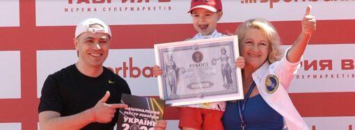 Полумарафон в Одессе: 13 июня установили 2 рекорда