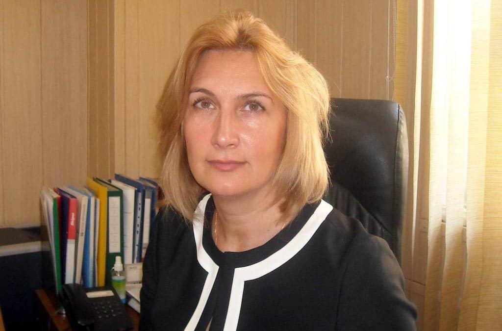 Декан факультета журналистики НУ ОЮА Татьяна Кузнецова