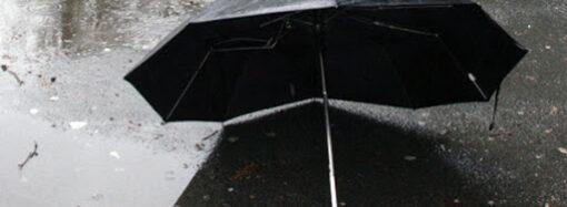 Одессу вскоре накроют дождь и град – штормовое предупреждение