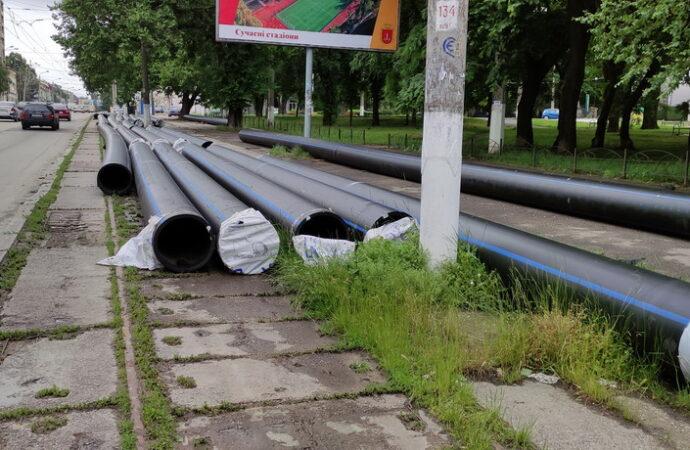 Отключения воды в 3-х районах города Одесса переносится на 20-21 октября