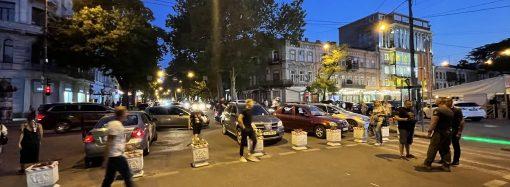 Как в Одессе будут бороться с авто, заезжающими в пешеходную зону: база данных и не только