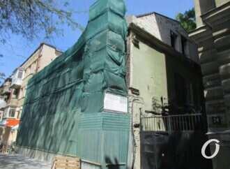Одесский дом Тимченко на Преображенской: преображение с новой мансардой (фото)