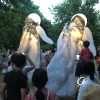 Одесситам показали шоу гигантских кукол (фото)