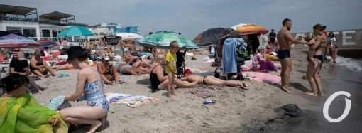 Температура морской воды в Одессе 1 августа: море теплое, погода «пляжная»