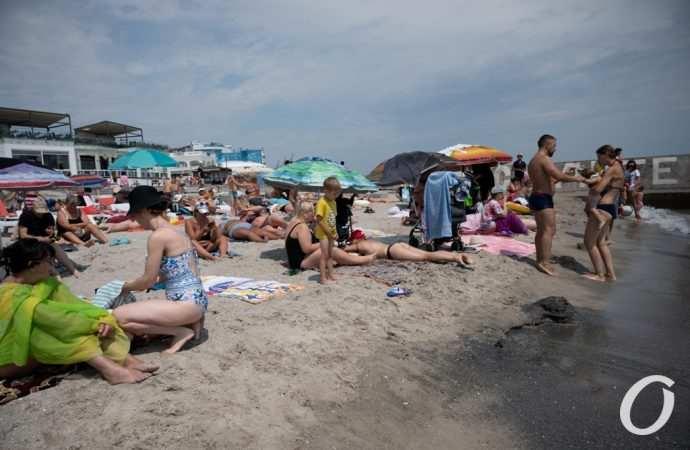 Температура морской воды в Одессе 16 августа: успеть, пока не похолодало